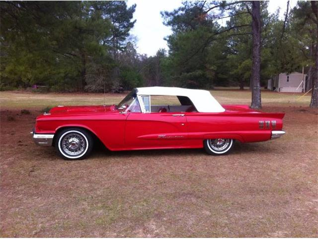 1960 Ford Thunderbird (CC-1460017) for sale in Cadillac, Michigan