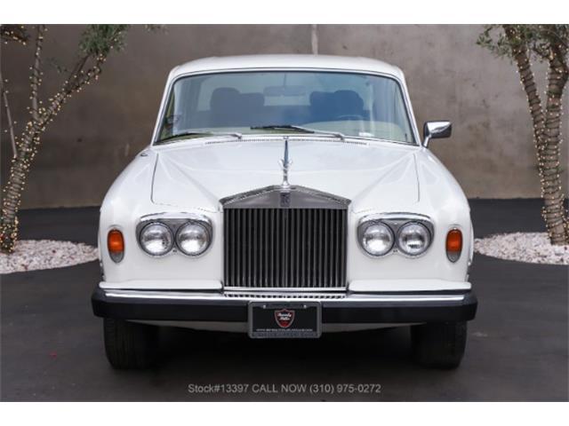 1977 Rolls-Royce Silver Shadow II (CC-1460170) for sale in Beverly Hills, California