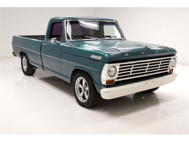 1967 Ford F250 (CC-1461701) for sale in Carlisle, Pennsylvania