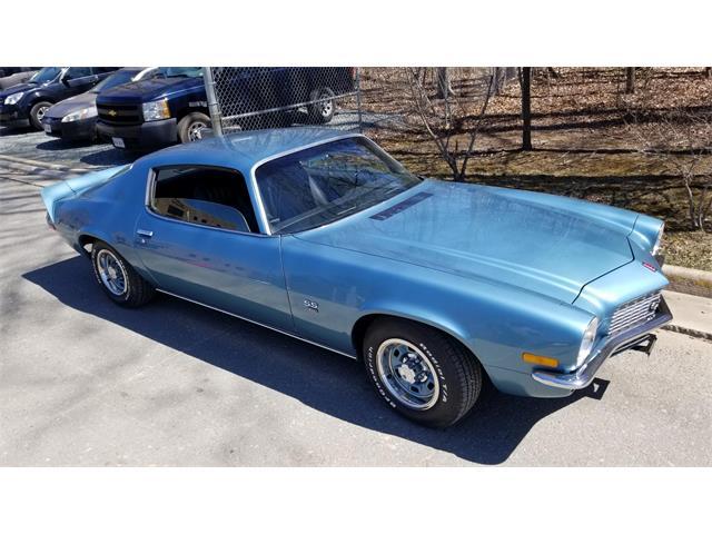 1971 Chevrolet Camaro SS (CC-1461712) for sale in Carlisle, Pennsylvania