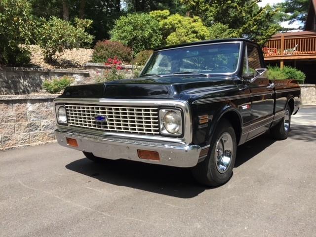 1972 Chevrolet C10 (CC-1461714) for sale in Carlisle, Pennsylvania