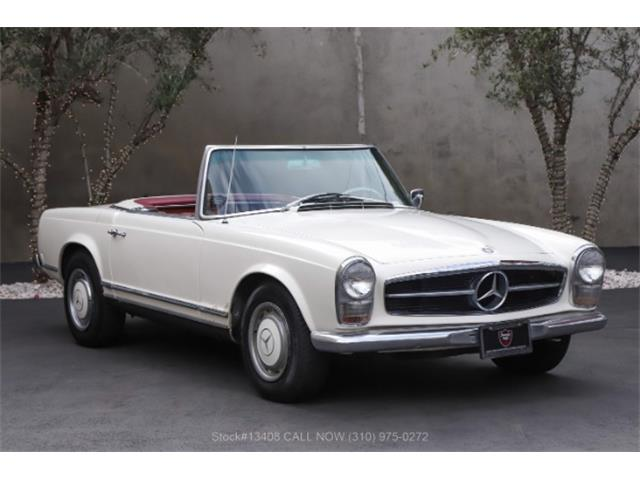 1966 Mercedes-Benz 230SL (CC-1460172) for sale in Beverly Hills, California