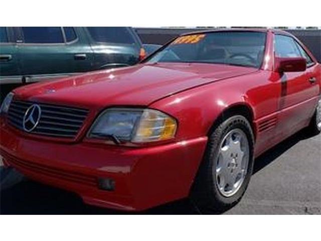 1995 Mercedes-Benz SL500 (CC-1461734) for sale in Carlisle, Pennsylvania
