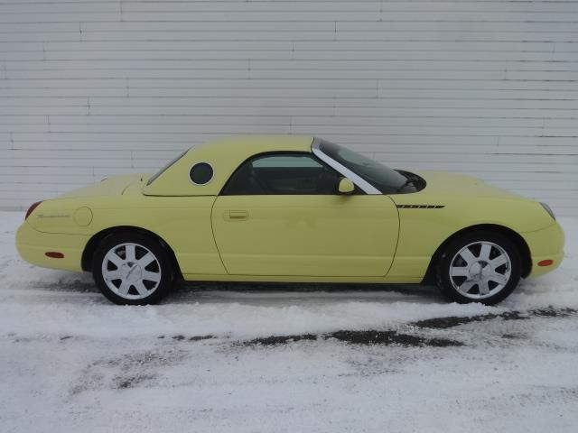 2002 Ford Thunderbird (CC-1461739) for sale in Carlisle, Pennsylvania