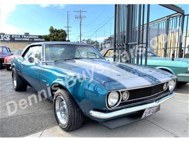 1967 Chevrolet Camaro (CC-1461752) for sale in LOS ANGELES, California