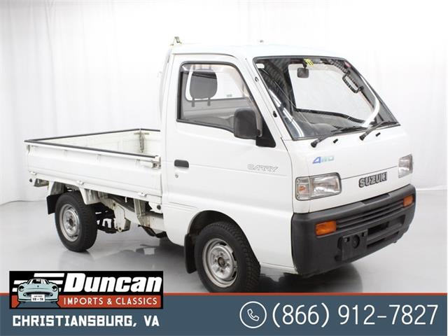 1991 Suzuki Carry (CC-1461758) for sale in Christiansburg, Virginia