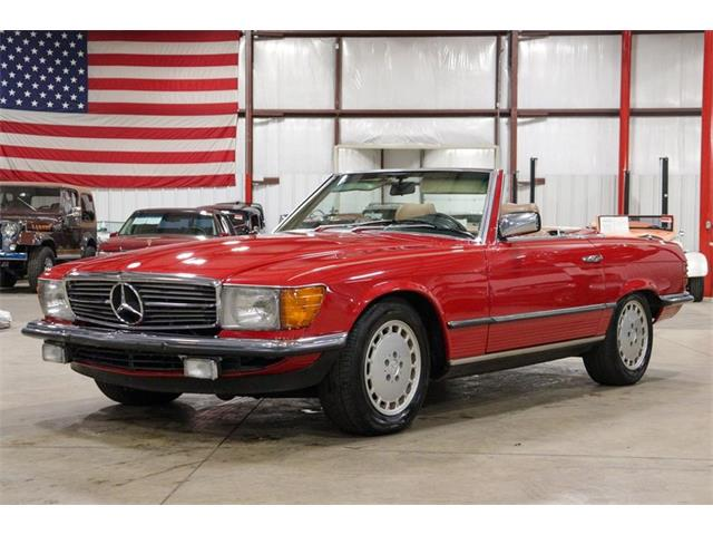 1984 Mercedes-Benz 500SL (CC-1461759) for sale in Kentwood, Michigan