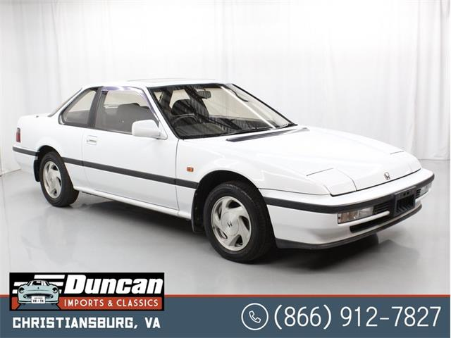 1989 Honda Prelude (CC-1461760) for sale in Christiansburg, Virginia