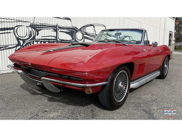 1967 Chevrolet Corvette (CC-1460177) for sale in Fairfield, California