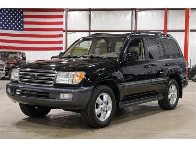 2004 Toyota Land Cruiser FJ (CC-1461771) for sale in Kentwood, Michigan