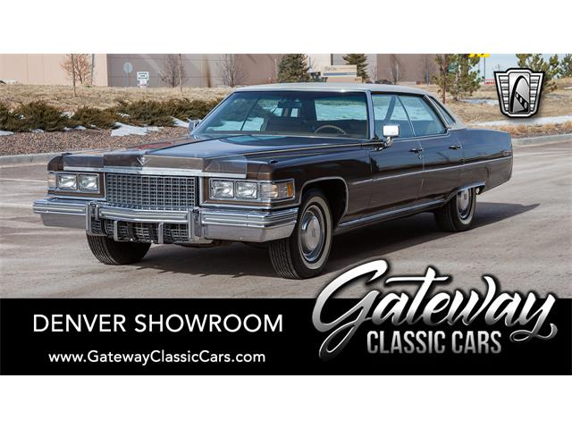 1976 Cadillac DeVille (CC-1460178) for sale in O'Fallon, Illinois