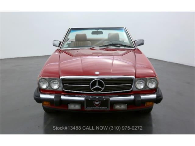 1986 Mercedes-Benz 560SL (CC-1461784) for sale in Beverly Hills, California