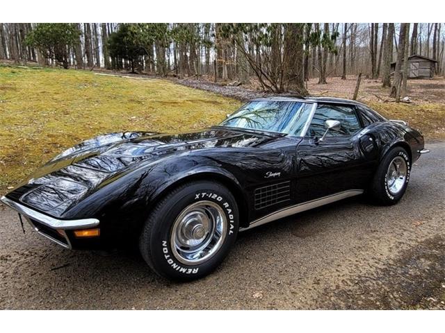 1972 Chevrolet Corvette (CC-1461787) for sale in Greensboro, North Carolina