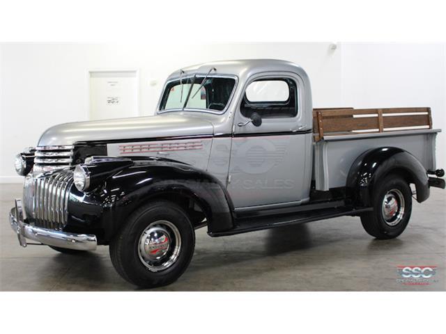 1946 Chevrolet 1/2-Ton Pickup (CC-1460180) for sale in Fairfield, California