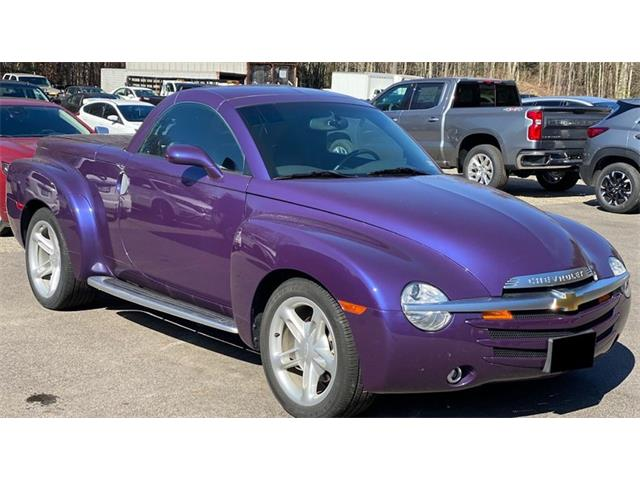 2004 Chevrolet SSR (CC-1461804) for sale in Greensboro, North Carolina