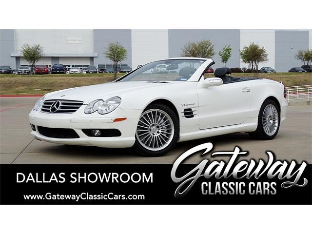 2005 Mercedes-Benz SL55 (CC-1461807) for sale in O'Fallon, Illinois