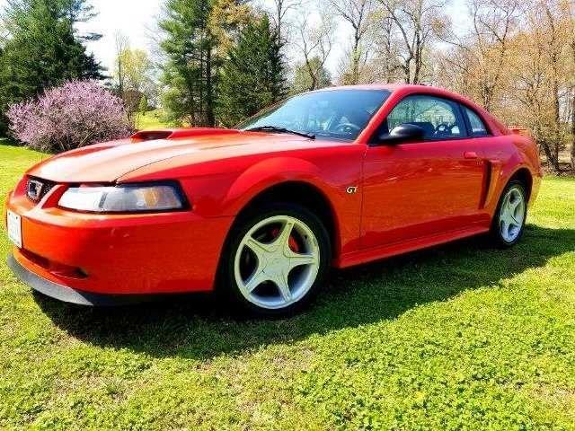 2001 Ford Mustang (CC-1461808) for sale in Greensboro, North Carolina