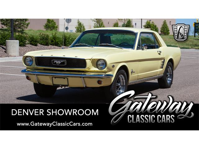 1966 Ford Mustang (CC-1460181) for sale in O'Fallon, Illinois