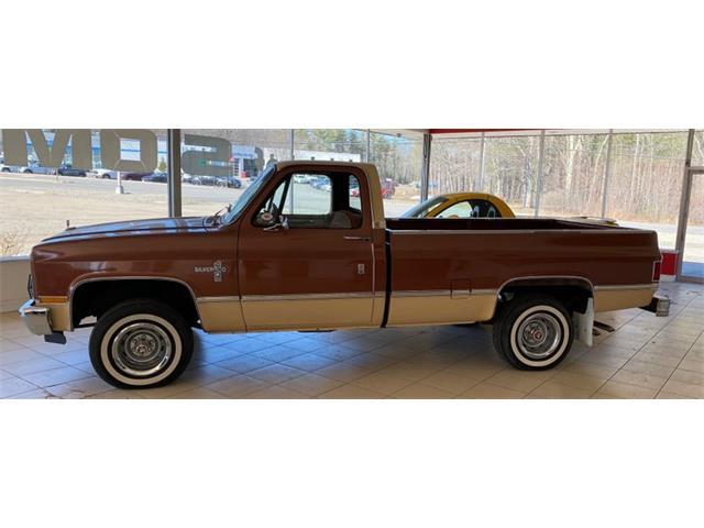 1982 Chevrolet Silverado (CC-1461813) for sale in Greensboro, North Carolina