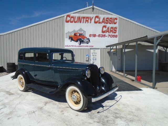1933 Plymouth Sedan (CC-1461821) for sale in Staunton, Illinois