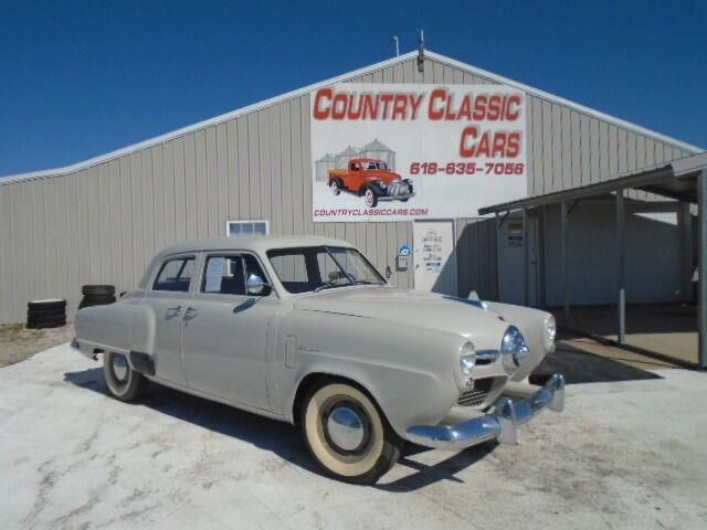 1950 Studebaker Champion (CC-1461822) for sale in Staunton, Illinois