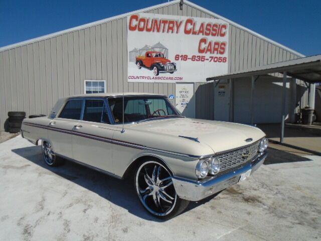 1962 Ford Galaxie 500 (CC-1461823) for sale in Staunton, Illinois