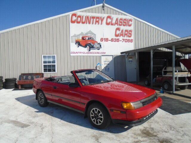 1987 Toyota Celica (CC-1461826) for sale in Staunton, Illinois