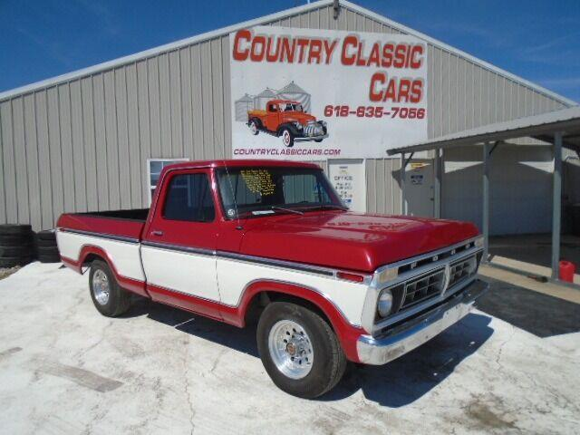 1977 Ford Ranger (CC-1461827) for sale in Staunton, Illinois