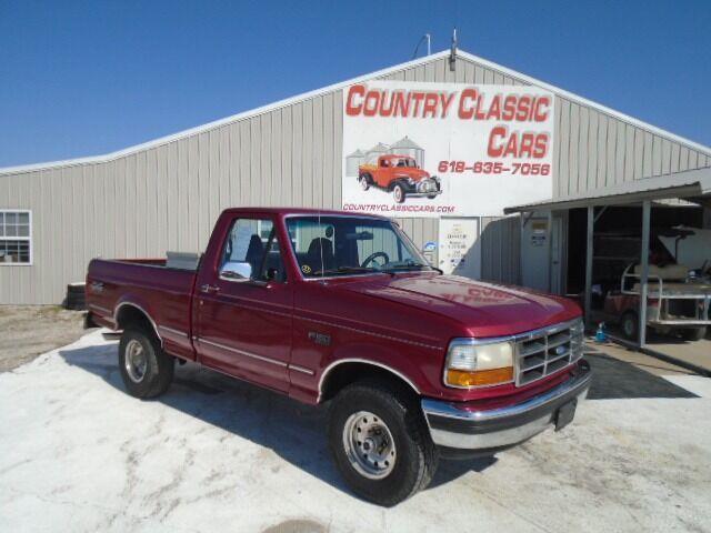 1995 Ford F150 (CC-1461830) for sale in Staunton, Illinois