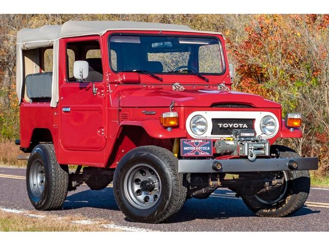 1978 Toyota Land Cruiser FJ (CC-1461833) for sale in St. Louis, Missouri