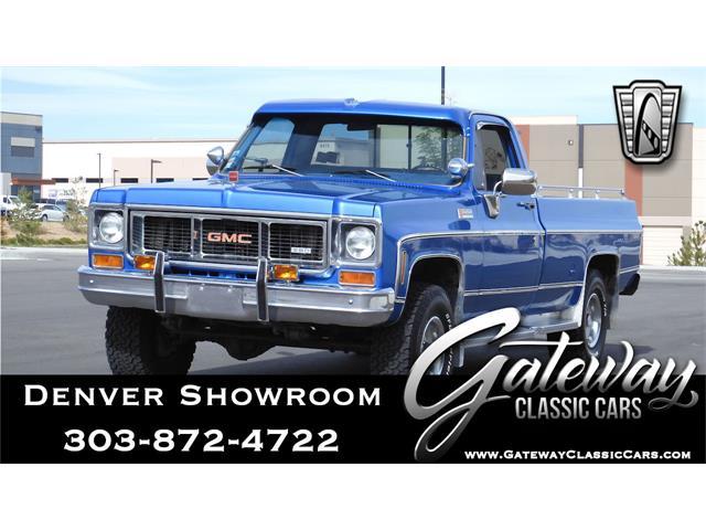 1973 GMC 1500 (CC-1460185) for sale in O'Fallon, Illinois