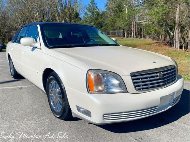 2000 Cadillac DeVille (CC-1461858) for sale in Lenoir City, Tennessee