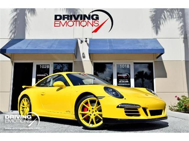 2016 Porsche 911 Carrera (CC-1460186) for sale in West Palm Beach, Florida