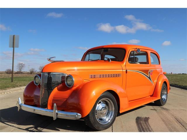 1939 Chevrolet Deluxe (CC-1461860) for sale in Clarence, Iowa
