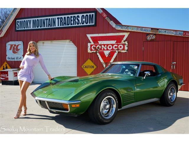 1972 Chevrolet Corvette (CC-1461861) for sale in Lenoir City, Tennessee