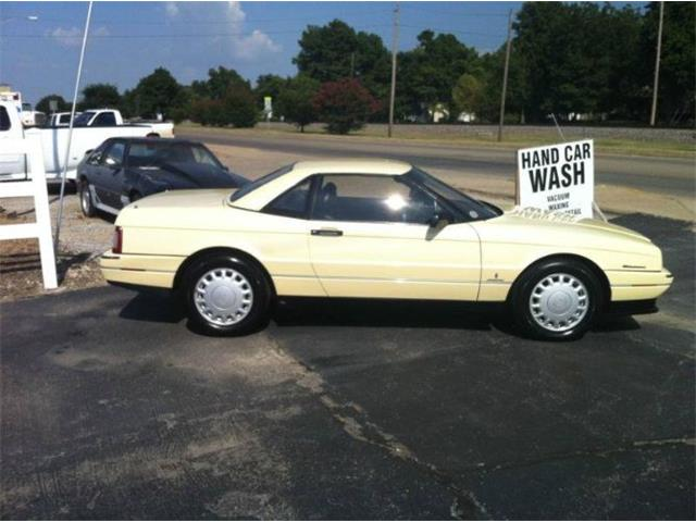 1993 Cadillac Allante (CC-1461866) for sale in Cadillac, Michigan