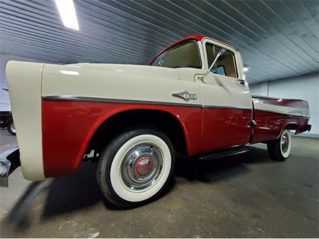 1957 Dodge D100 (CC-1461883) for sale in Cadillac, Michigan