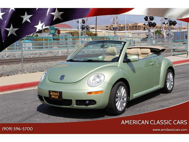 2008 Volkswagen Beetle (CC-1461884) for sale in La Verne, California