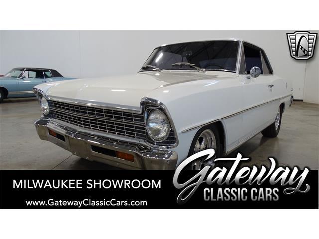 1967 Chevrolet Nova (CC-1461885) for sale in O'Fallon, Illinois
