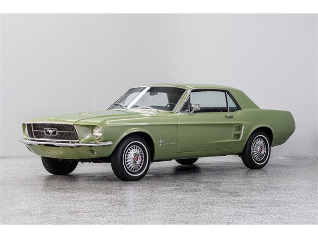 1967 Ford Mustang (CC-1461887) for sale in Concord, North Carolina