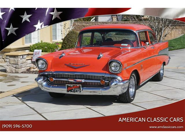 1957 Chevrolet Bel Air (CC-1461889) for sale in La Verne, California