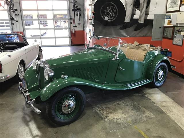 1953 MG TD (CC-1461892) for sale in Henderson, Nevada