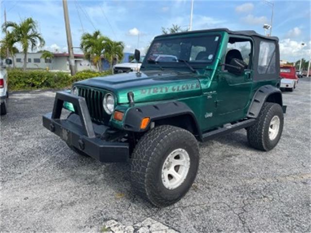 1997 Jeep Wrangler (CC-1461908) for sale in Miami, Florida