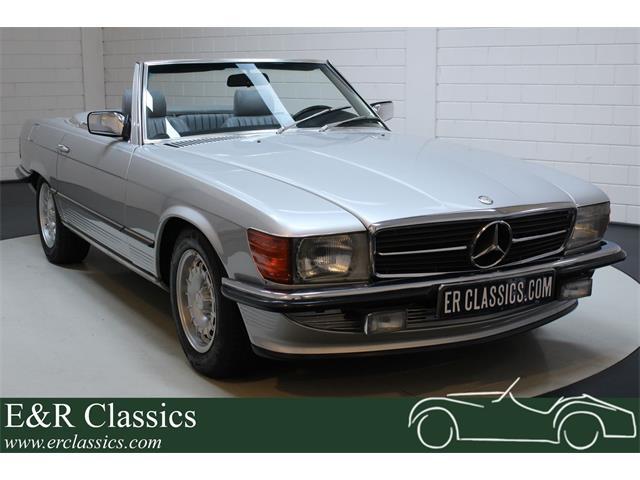 1972 Mercedes-Benz 350SL (CC-1461921) for sale in Waalwijk, Noord Brabant