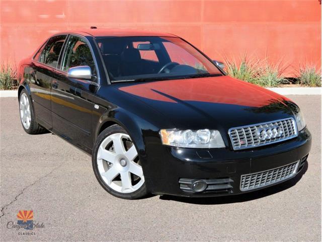 2004 Audi S4 (CC-1461924) for sale in Tempe, Arizona