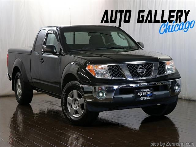 2007 Nissan Frontier (CC-1461925) for sale in Addison, Illinois