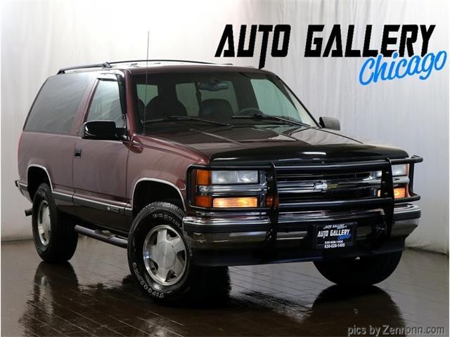 1997 Chevrolet Tahoe (CC-1461927) for sale in Addison, Illinois