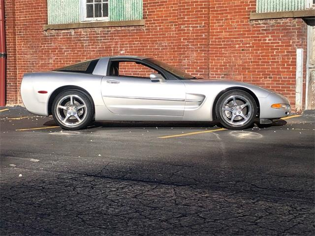 2002 Chevrolet Corvette (CC-1461931) for sale in Saint Charles, Missouri
