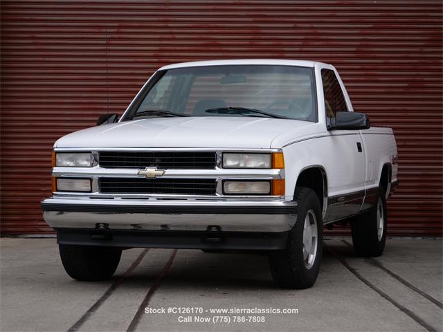 1996 Chevrolet K-1500 (CC-1461933) for sale in Reno, Nevada