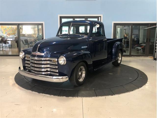 1952 Chevrolet 5-Window Pickup (CC-1461937) for sale in Palmetto, Florida